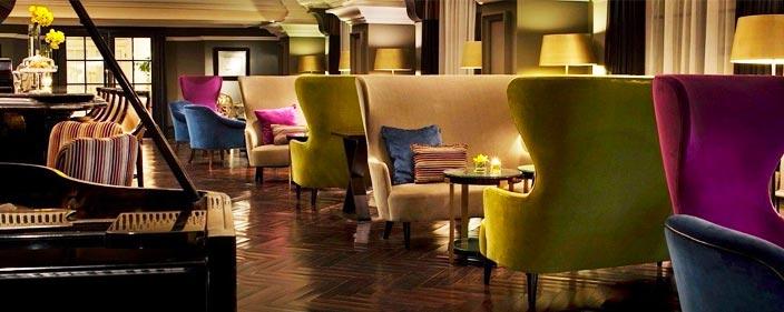THE BAR & LOUNGE HOTEL GRAN MAHAKAM